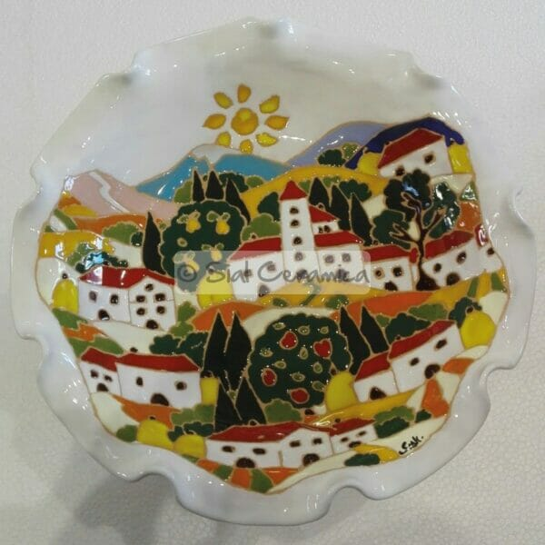 Alzata - Sial Ceramica