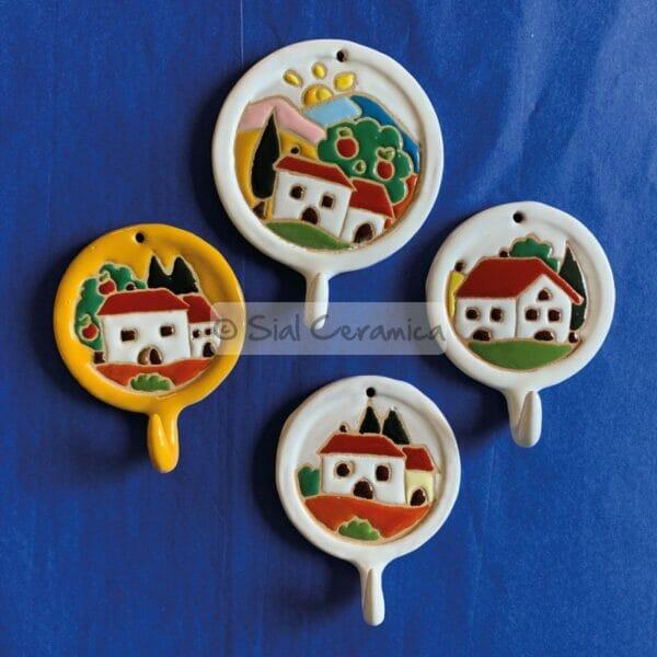 Appendi chiavi - Sial Ceramica