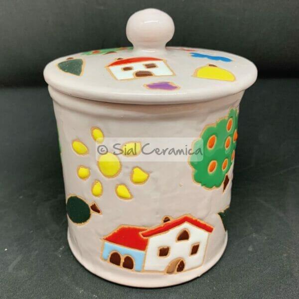Barattolo - Sial Ceramica