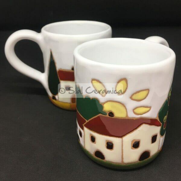Bicchiere Mug - Sial Ceramica