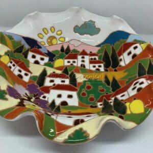 Centrotavola - Sial Ceramica
