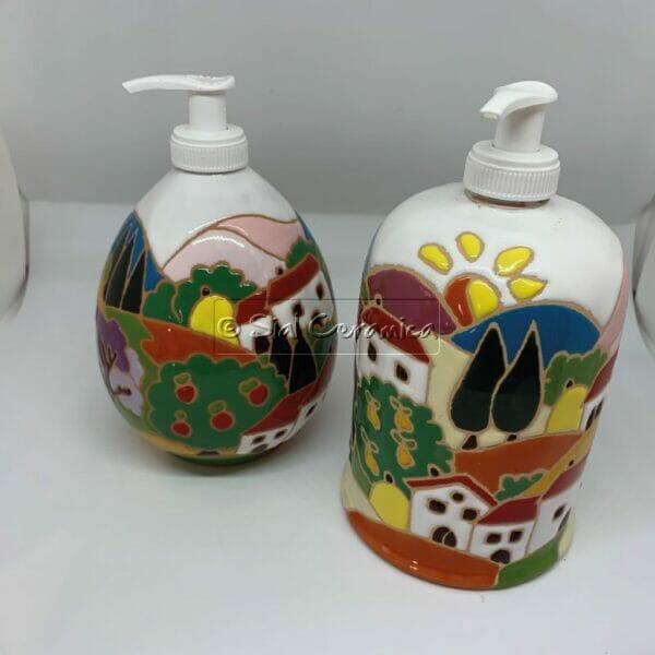 Dosatore per sapone - Sial Ceramica