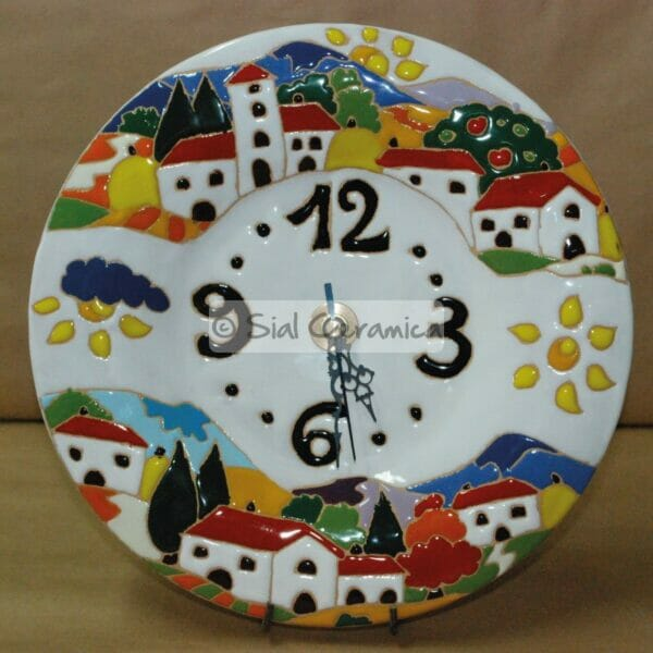 Orologio -Sial Ceramica