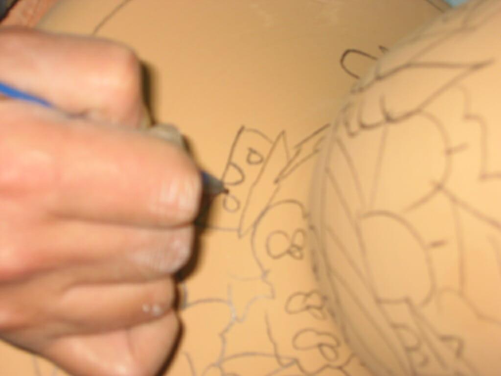 Sial Ceramica - Artista Mani