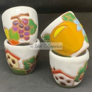 Bicchiere liquore - Sial Ceramica