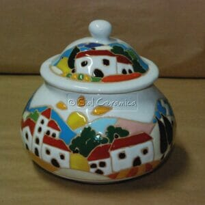 Porta aglio - Sial Ceramica