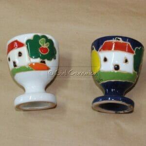 Porta uovo - Sial Ceramica