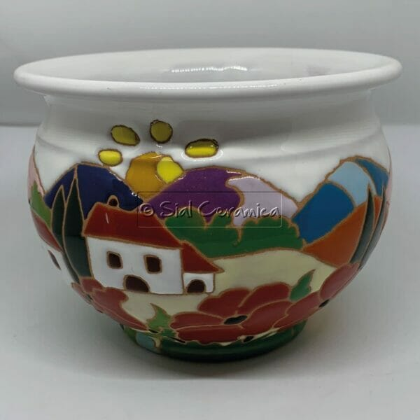 Cachepot - Sial Ceramica