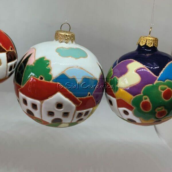 Palle di Natale - Sial Ceramica